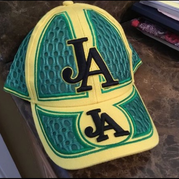 dc02edaced8 JAMAICA CAP BASEBALL HAT - BRAND NEW WITH TAGS